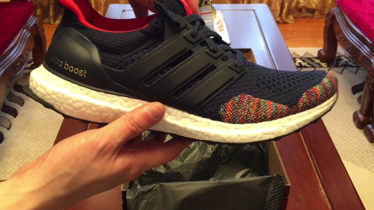 Adidas Ultra Boost Chinese New Year 4.0 · Laces Out