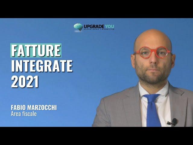 Fatture integrate 2021