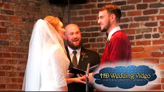 Kendle and Daniel Akers Wedding Ceremony Video