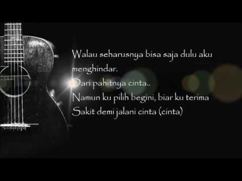 Tangga - Cinta Tak Mungkin Berhenti (Official Lyric Video)