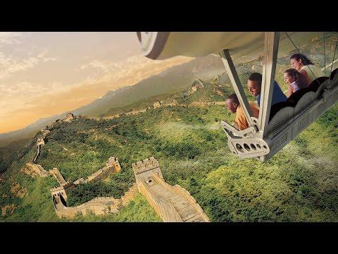 [HD] *Best Soarin' Around the World POV 2016 (First Day) Disney California Adventure ridethrough