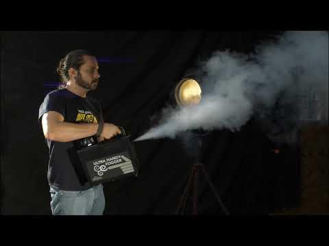 Portable Fog Machine The Ultra Handy Fogger