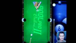 Pool Pro Online Game Review for the LG Dare