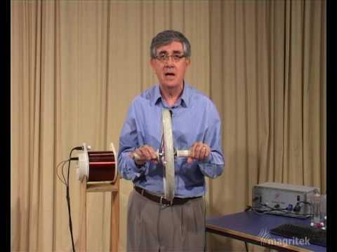 Introductory NMR & MRI: Video 01: Precession and Resonance