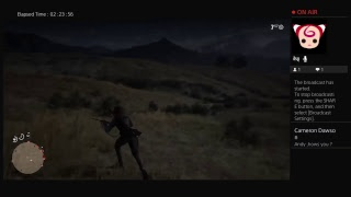 Red Dead Redemption 2 - Girls Night Out - Online Free Roam