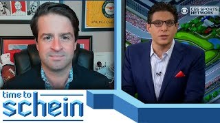 Will Brinson talks Week 15 NFL predictions 12/14 | Time to Schein