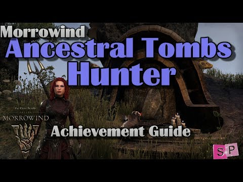 ESO: Ancestral Tombs Hunter Achievement Guide