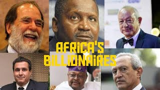 TOP 10 RICHEST PEOPLE IN AFRICA 2021 African Billionaires