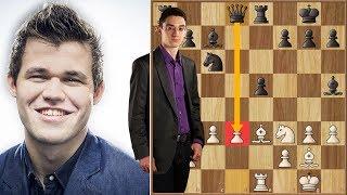 Point Of No Return   Carlsen vs Caruana   Bilbao Masters (2012)