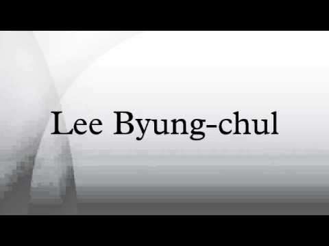 Lee Byung-chul