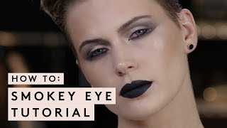 Fall Smokey Eye
