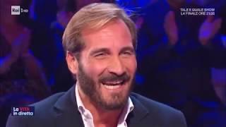 Maurizio Aiello, il bello di Napoli - La vita in diretta 08/11/2019
