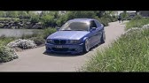 Bmw E46 Stance Wheels X5 Static Night Ride Youtube