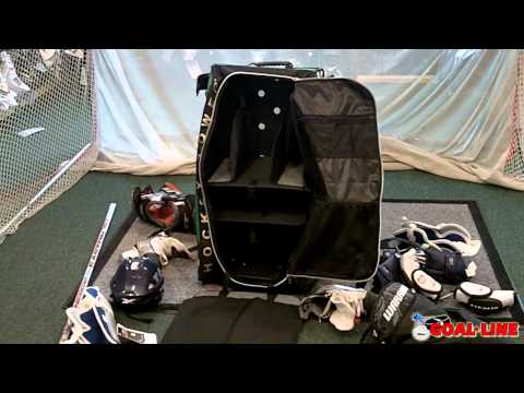 Grit Hockey Tower Bag Review HT1 Series