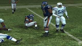 Madden NFL 07 GameCube Gameplay HD