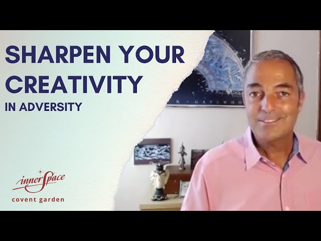 Sharpen Your Creativity in Adversity | Talk