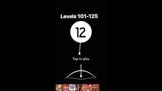 Twisty Arrow- Levels 101-125!! (Part 5)