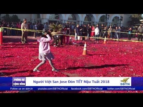 PHÓNG SỰ CỘNG ĐỒNG: Ngày hội mừng Xuân Mậu Tuất 2018 ở San Jose
