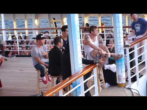 BSB Cruise   - Amanda&39;s Question