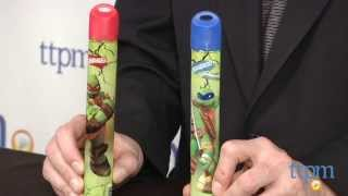 Teenage Mutant Ninja Turtles Bubble Wand from Little Kids, Inc.