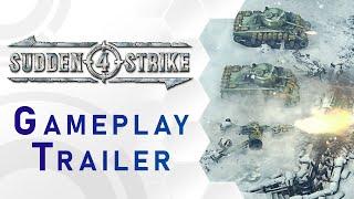 Sudden Strike 4 - Gameplay Trailer (US)