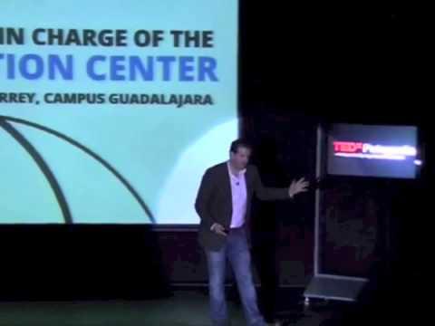 Convierte tu Pasión en Negocio: Daniel Pandza at TEDxPatagonia