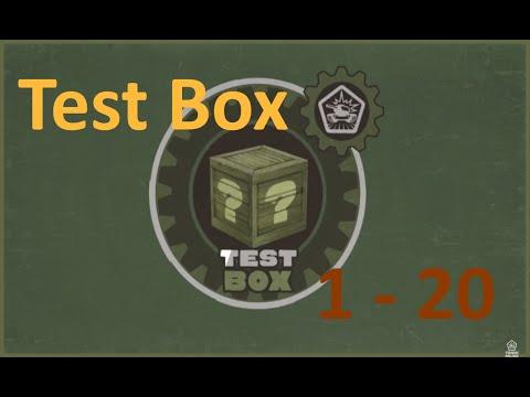Test Box 1-20   Tanki Online HD