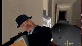 Goldfinger 64 - Fort Knox Bullion Vaults & Oddjob Boss Fight (Level 17/Agent)