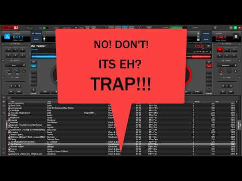 NEW! 2017 No!! Don't It's Eh? Trap! Mix