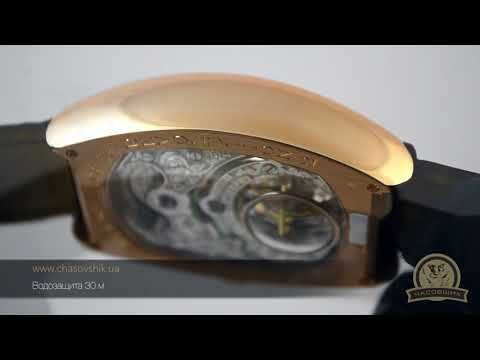 Швейцарские часы Franck Muller Revolution Tourbillon