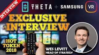 Crypto Interview with Head of Strategy for #THETA Token (@ThetaToken) Keep your eyes on this one!!!