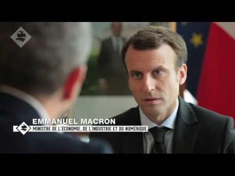 Emmanuel Macron - Le Supplément - Canal +