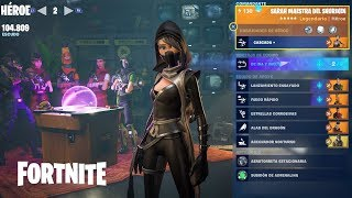 The best Shuriken / Sarah Shuriken Master Fortnite: Saving the World #348