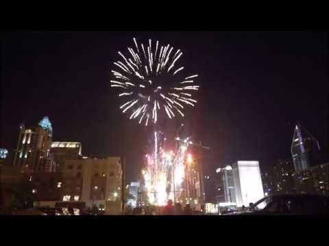 Fireworks - Charlotte NC 2016