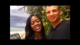 Long Distance Couple Channel Introduction | Robert and Samaya