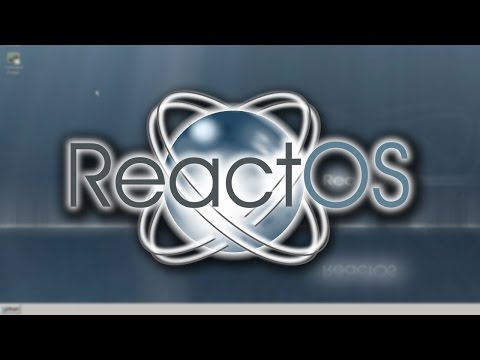ReactOS: Free and Open-Source Windows NT