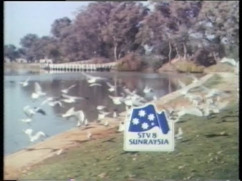 Ads and Continuity (Southern Cross TV8/STV8, 13/07/1986)