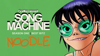 Gorillaz presents Noodle's Best Bitz from Song Machine Season One