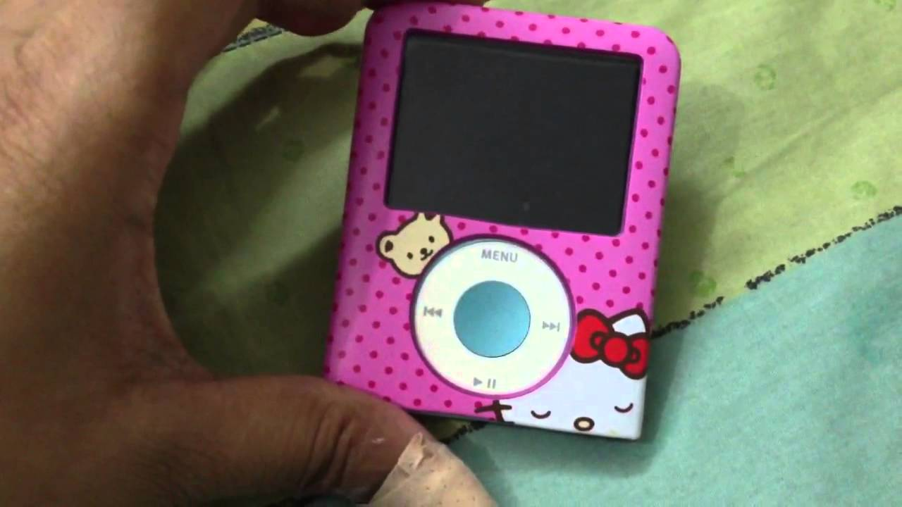 case Hello kitty ipod