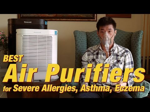 Best Air Purifiers for Severe Allergies, Asthma, & Eczema (HEPA, VOC, PM2.5) | Ep.214