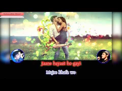 ek-ajnabee-haseena-se-mulakat-ho-gai-karaoke-||-valentine-day-special-||-retro-rewind-||-unplugged