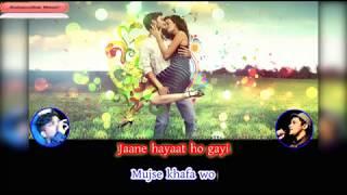Ek Ajnabee Haseena Se Mulakat Ho Gai Karaoke || Valentine day Special || Retro Rewind || unplugged