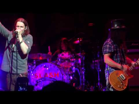 "Slash – "" Carolina "" – House of Blues Houston 2012"