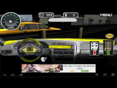 Taxi VAZ LADA 3D Simulator