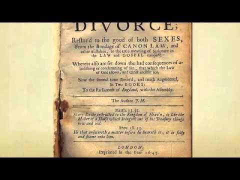 A Biography of John Milton