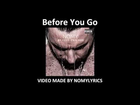 Клип Nomy - Before You Go