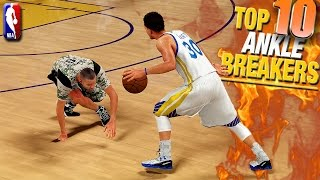 NBA 2K16 Top 10 Crossovers & Ankle Breaker Dribble Moves of the Week #3