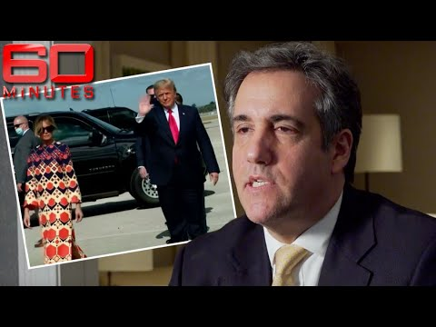 Download Michael Cohen on Donald and Melania Trump's 'marriage of convenience'   60 Minutes Australia