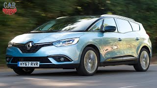 Long-term test review: Renault Grand Scenic  - Car Reviews Channel