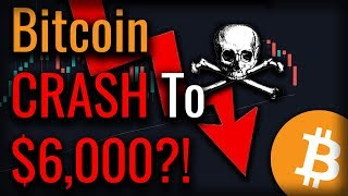 Bitcoin To $6,000 And Lower If This Happens - WATCH OUT